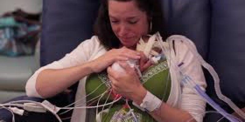 Video del primer año de un bebé prematuro