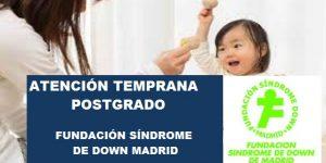 Postgrado Atención Temprana Madrid