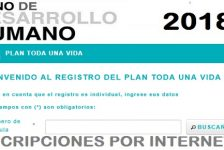 Bono de desarrollo humano inscripciones por internet