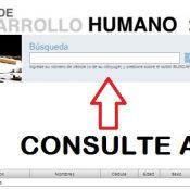 Bono de desarrollo humano consulta de cobro
