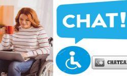 Discapacidad chat y amistad