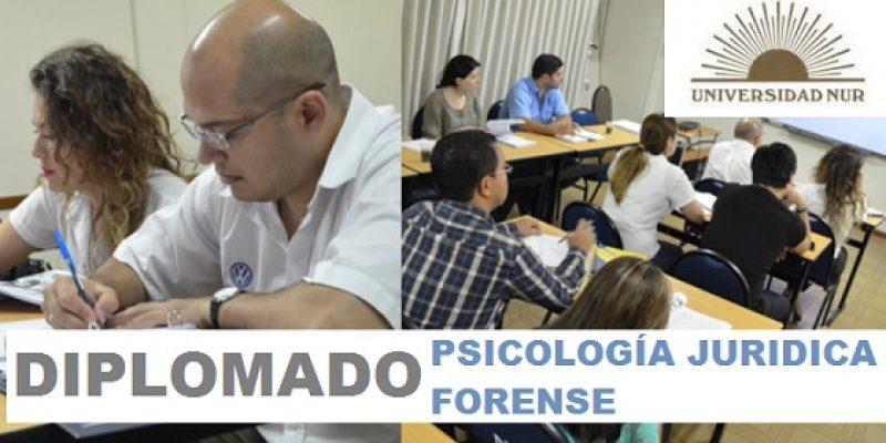 Diplomado Psicología Jurídica Forense Bolivia
