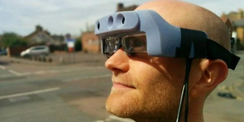 Gafas inteligentes para personas con ceguera