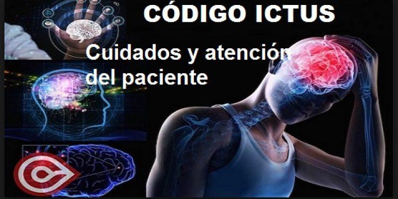 Código Ictus procedimiento de atención del Ictus