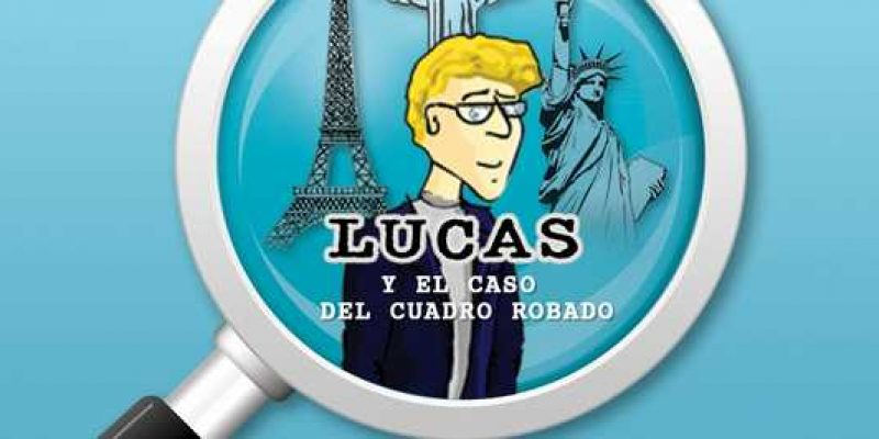 """""""Lucas y el caso del cuadrado robado"""" – Primer video juego para personas con síndrome de down"""
