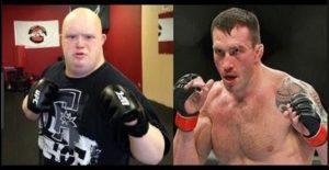 El luchador de MMA con Síndrome de Down con el que nadie quería luchar