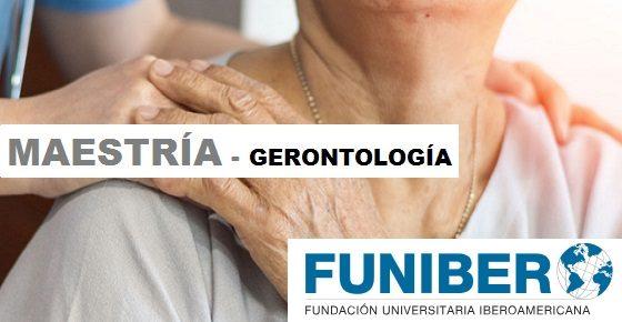 Maestría en Gerontología FUNIBER
