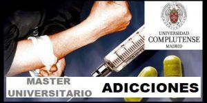 Master Universitario en Adicciones Madrid