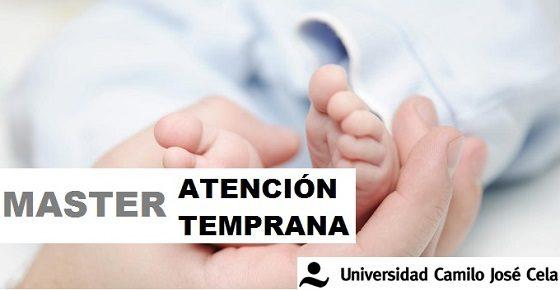 Atención temprana Master Universitario Madrid