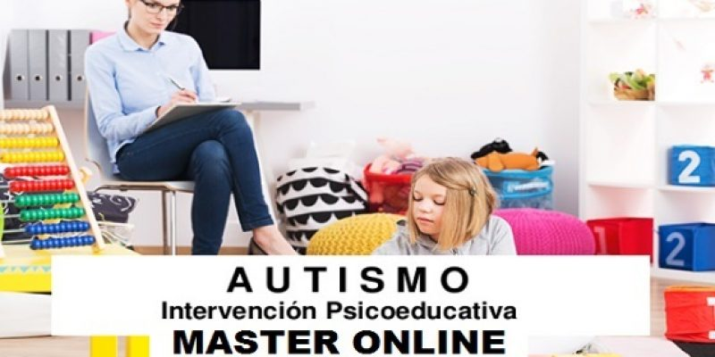 Master Autismo e Intervención Psicoeducativa