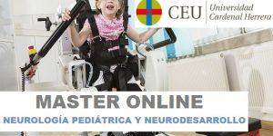 Neurología Pediátrica y Neurodesarrollo Master online