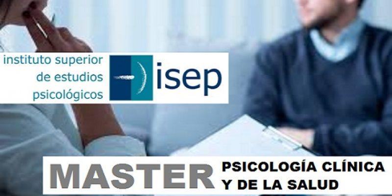 Psicología Clínica y de la Salud Master Madrid