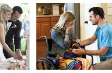 Historia de amor de dos sobrevivientes del atentado de Boston