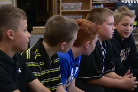 5 niños nos enseñan como tratar a un amigo con discapacidad