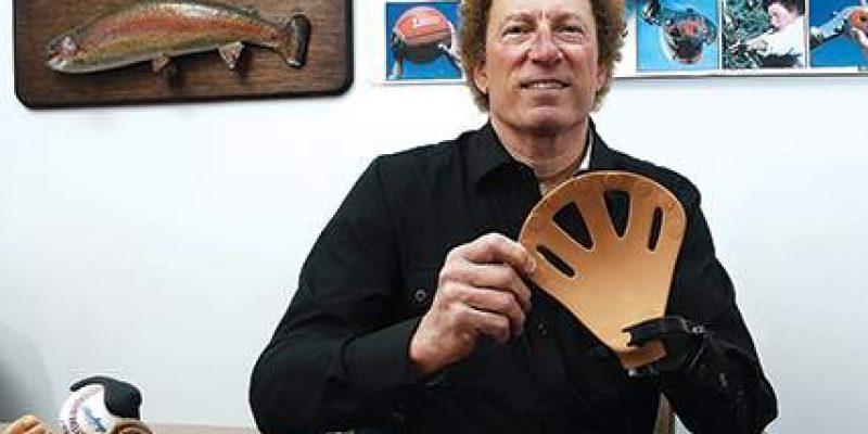 Bob Radocy y protesis para deportstas amputados