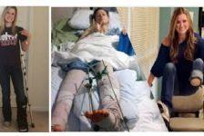 Rebekah Gregory y el atentado de la maratón Boston