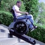 Scalevo la silla de ruedas que sube escaleras